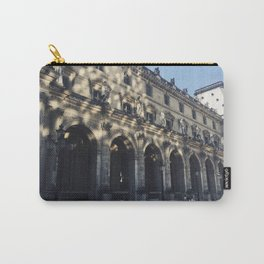 Sparkle At The Louvre Carry-All Pouch