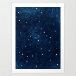 Whispers in the Galaxy Kunstdrucke