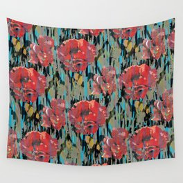 PEONYPARROT Wall Tapestry