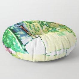 Sparkle Floor Pillow