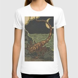 French Tarot Scorpion T-shirt