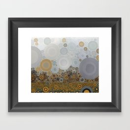 :: Fog Delay :: Framed Art Print