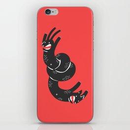 Bunnycat iPhone Skin