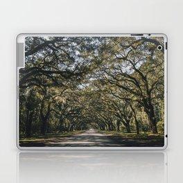 Wormsloe Live Oak Avenue - Savannah II Laptop & iPad Skin