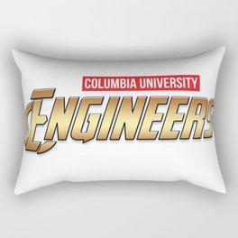 Columbia University engineers Rectangular Pillow