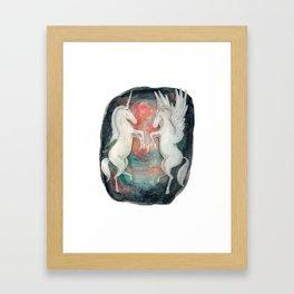 Fabled Framed Art Print