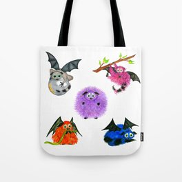 The Many Shades of Iggy Tote Bag
