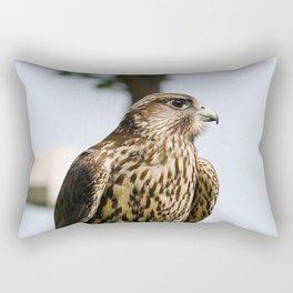Falcon. Rectangular Pillow