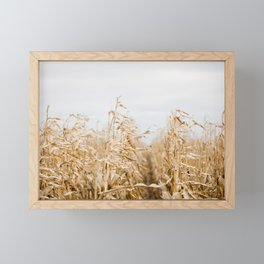 Harvest Framed Mini Art Print