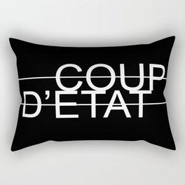 Coup D'etat Rectangular Pillow