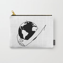 Save the earth Carry-All Pouch