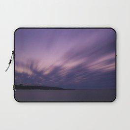 Drama in the sky Laptop Sleeve