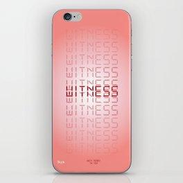 Katy P iPhone Skin