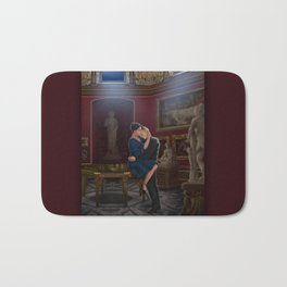 comfort before confession Bath Mat