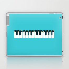 The Choir of Antarctica Laptop & iPad Skin