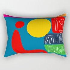 The sun is mine today illustration Rectangular Pillow