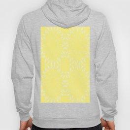 Lemon Yellow Color Burst Hoody