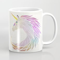 unicorn cercle Coffee Mug