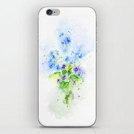 Original Painting  Watercolor Flowers #society6 #decor #buyart iPhone Skin