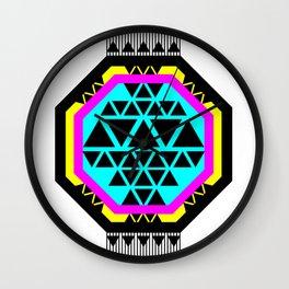 ::: Octagonal ::: Wall Clock