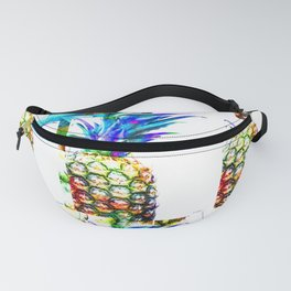 Pineapple Close Up Fanny Pack