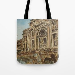 The Trevi Tote Bag