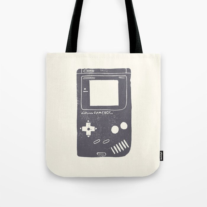 Game Boy Tote Bag