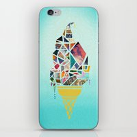 icecream iPhone & iPod Skins featuring icecream by StraySheep