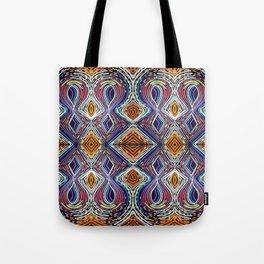 Fractal Tote Bag