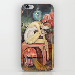The Monarch's Empire iPhone Skin