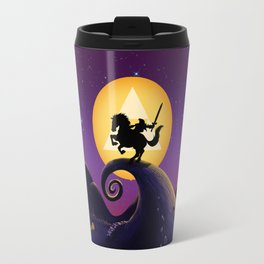 Halloween - Legend Of Zelda Travel Mug