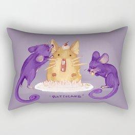 Ratticake  Rectangular Pillow
