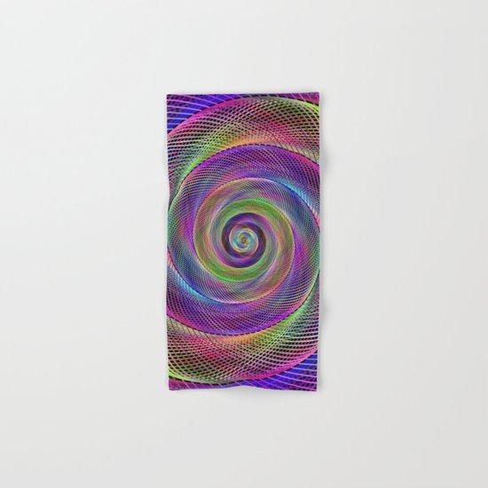Spiral magic Hand & Bath Towel