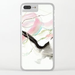 Day 79 Clear iPhone Case