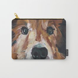 The Collie Sparky Carry-All Pouch