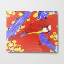 The Bird of Love Metal Print