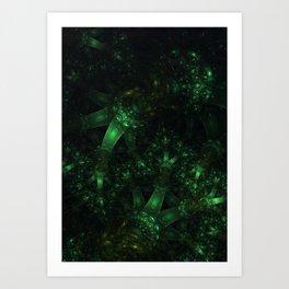 AMP 10. Magpie Art Print