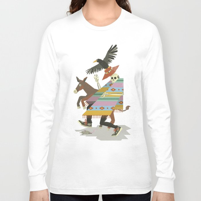 Thieves And Fools Long Sleeve T-shirt