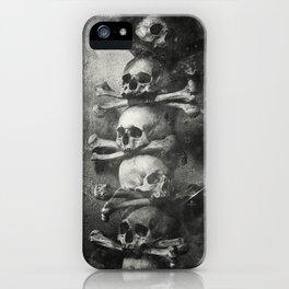Once Were Warriors II. iPhone Case