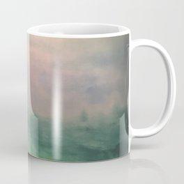 Valley of Dreams - Abstract nature Coffee Mug