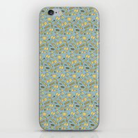pasta iPhone & iPod Skins featuring pasta  by Jen Gottlieb