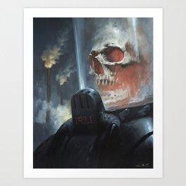 Dictator №193.1 Art Print