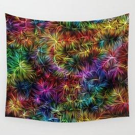 Rainbow Weaving Wall Tapestry