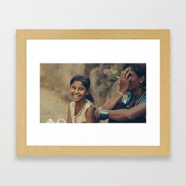 Mumbai Youth Framed Art Print