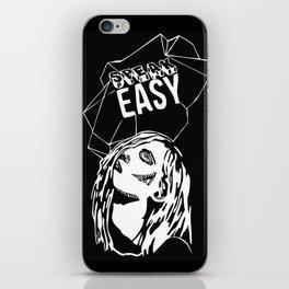 Speak Easy iPhone Skin