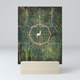 Deerhunter Mini Art Print