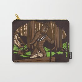 The Bigfoot of Endor Carry-All Pouch