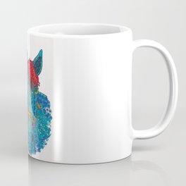 Horse Triptych #1 Coffee Mug