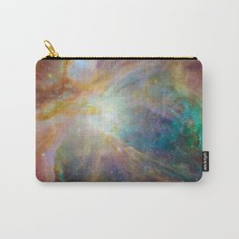 Galaxy Rainbow Carry-All Pouch