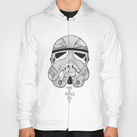 Stormtrooper: Another Drill (grey) Hoody